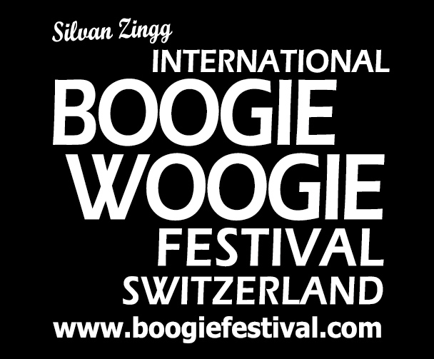 Silvan Zingg International Boogie Woogie Festival Switzerland