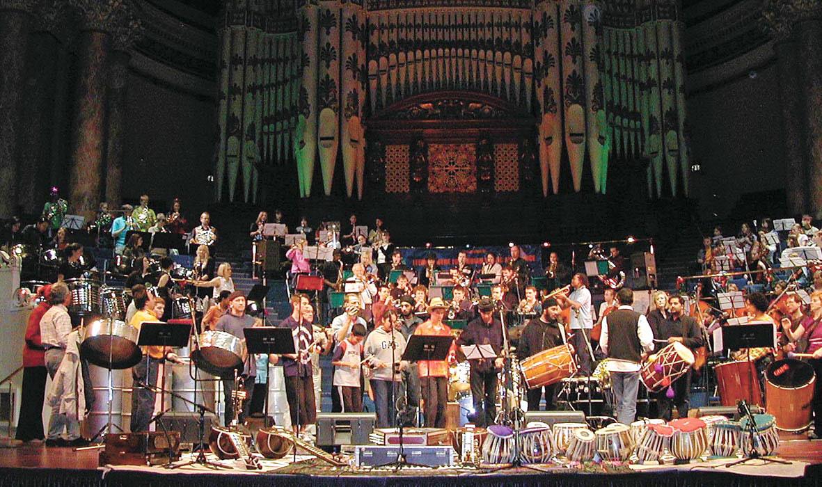 Grand Union Orchestra