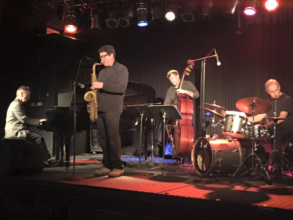 Randy Villars with The Bill Cunliffe Trio