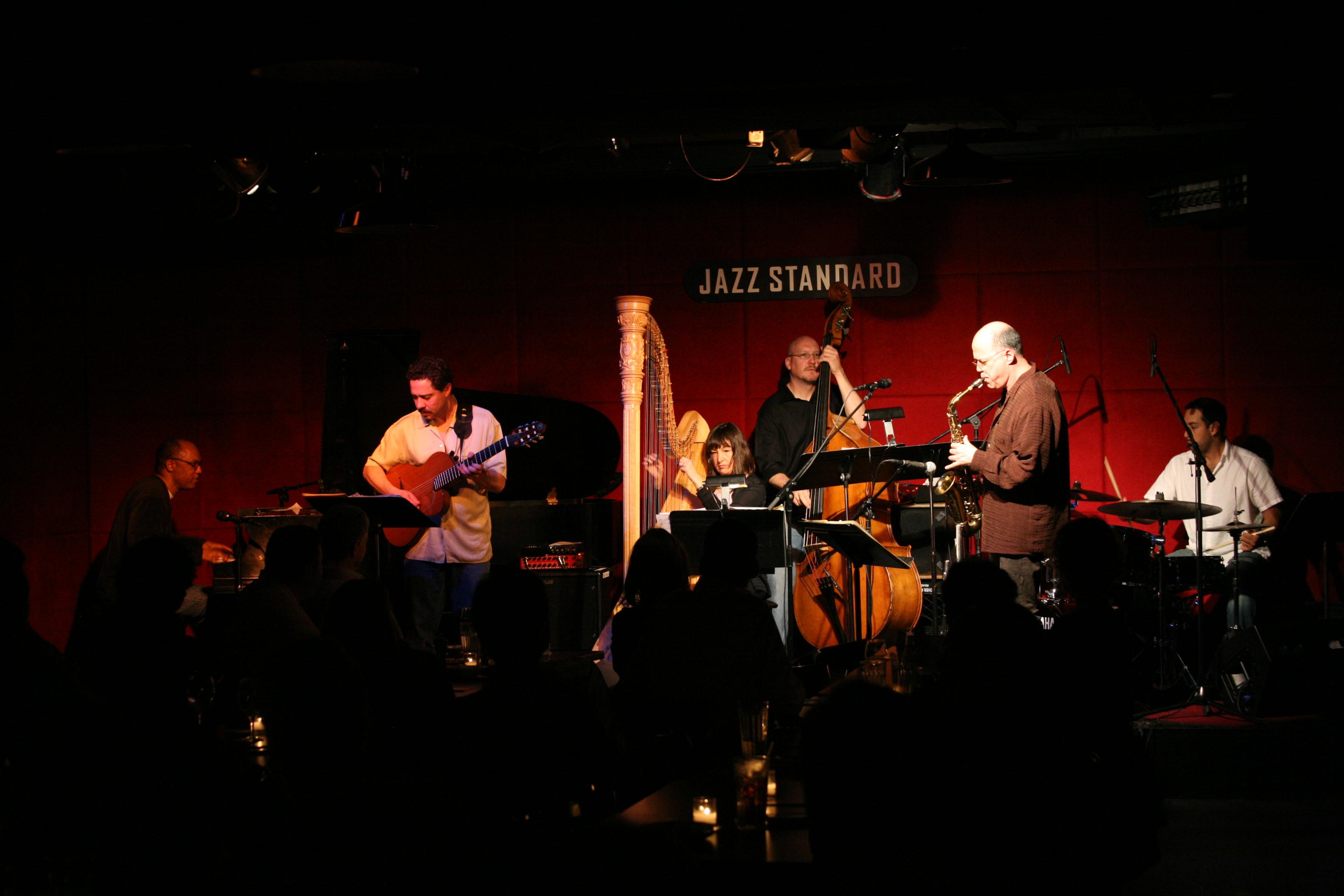 Billy Childs Jazz-Chamber Ensemble at Jazz Standard New York April 2006