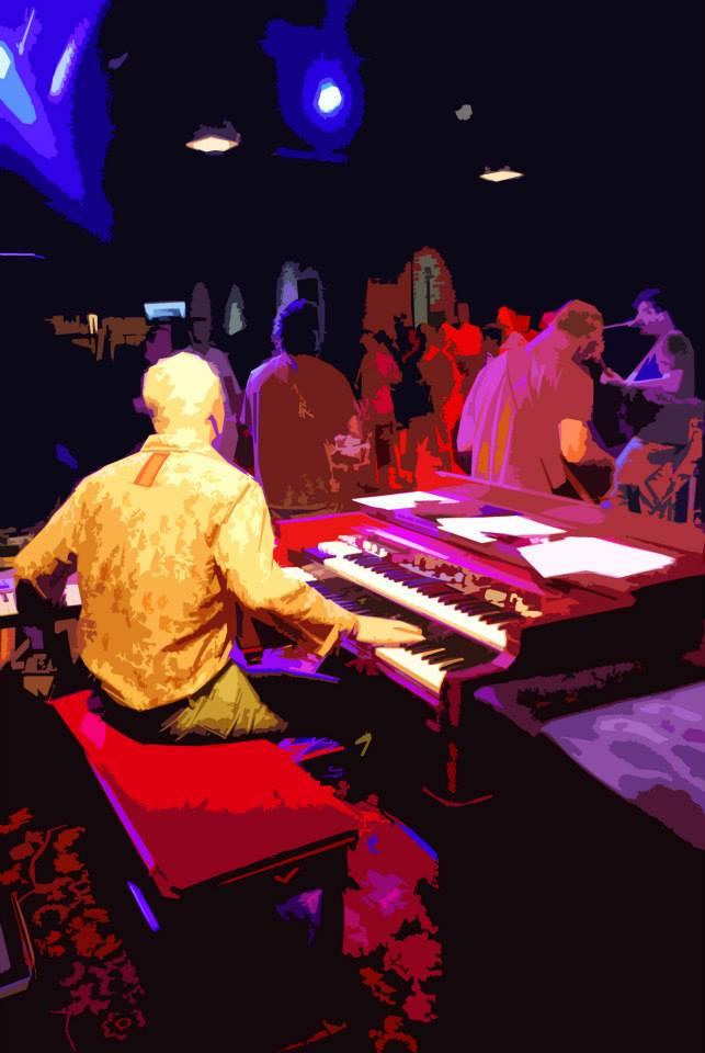 Paul Connors Organ Quartet