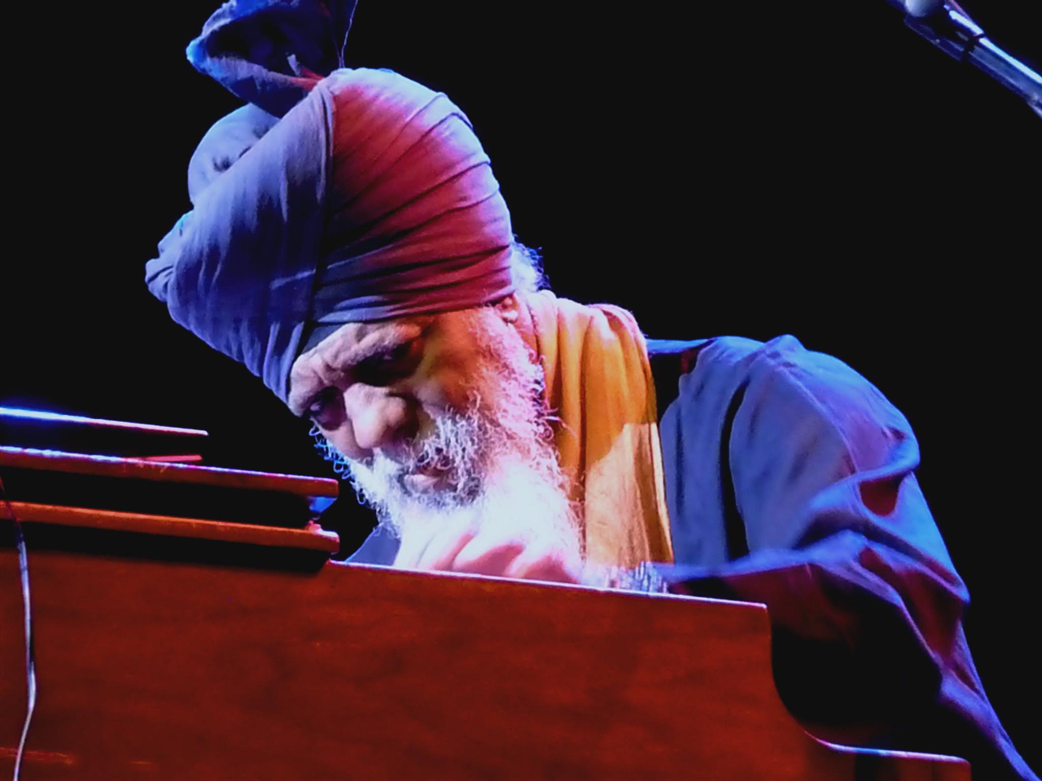 Dr. Lonnie Smith at Tri-C Jazzfest Cleveland 2011
