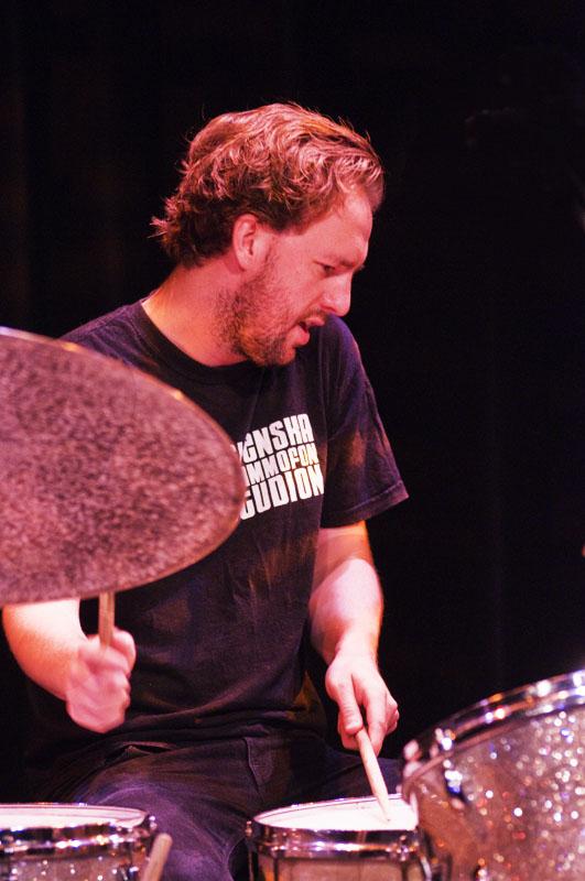 Gard Nilssen, td Ottawa Jazz Festival