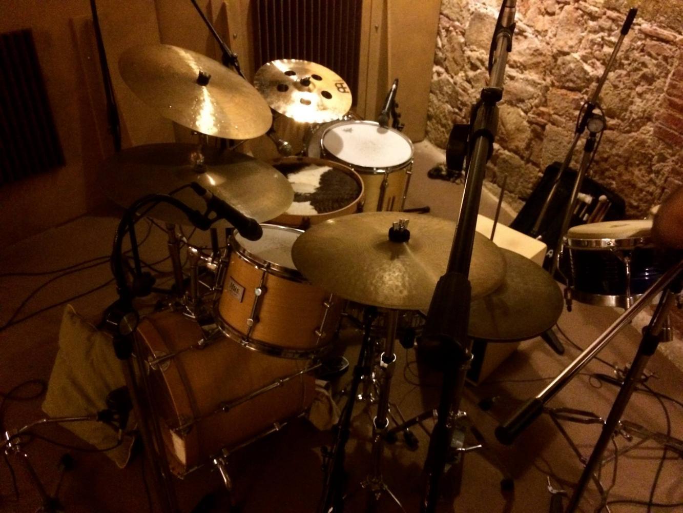 Nicolas Herrera Quintet - Recording Session.