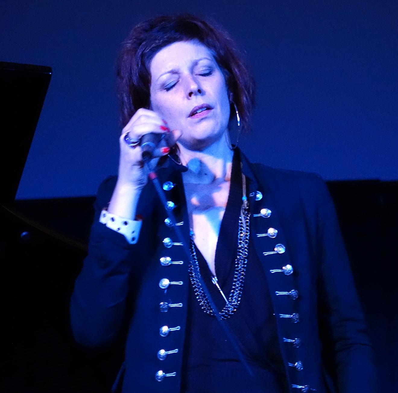 Emilie LesBros at Vision Festival 20