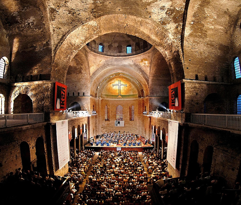 IKSV Classical Concert at Hagia Irini, Istanbul
