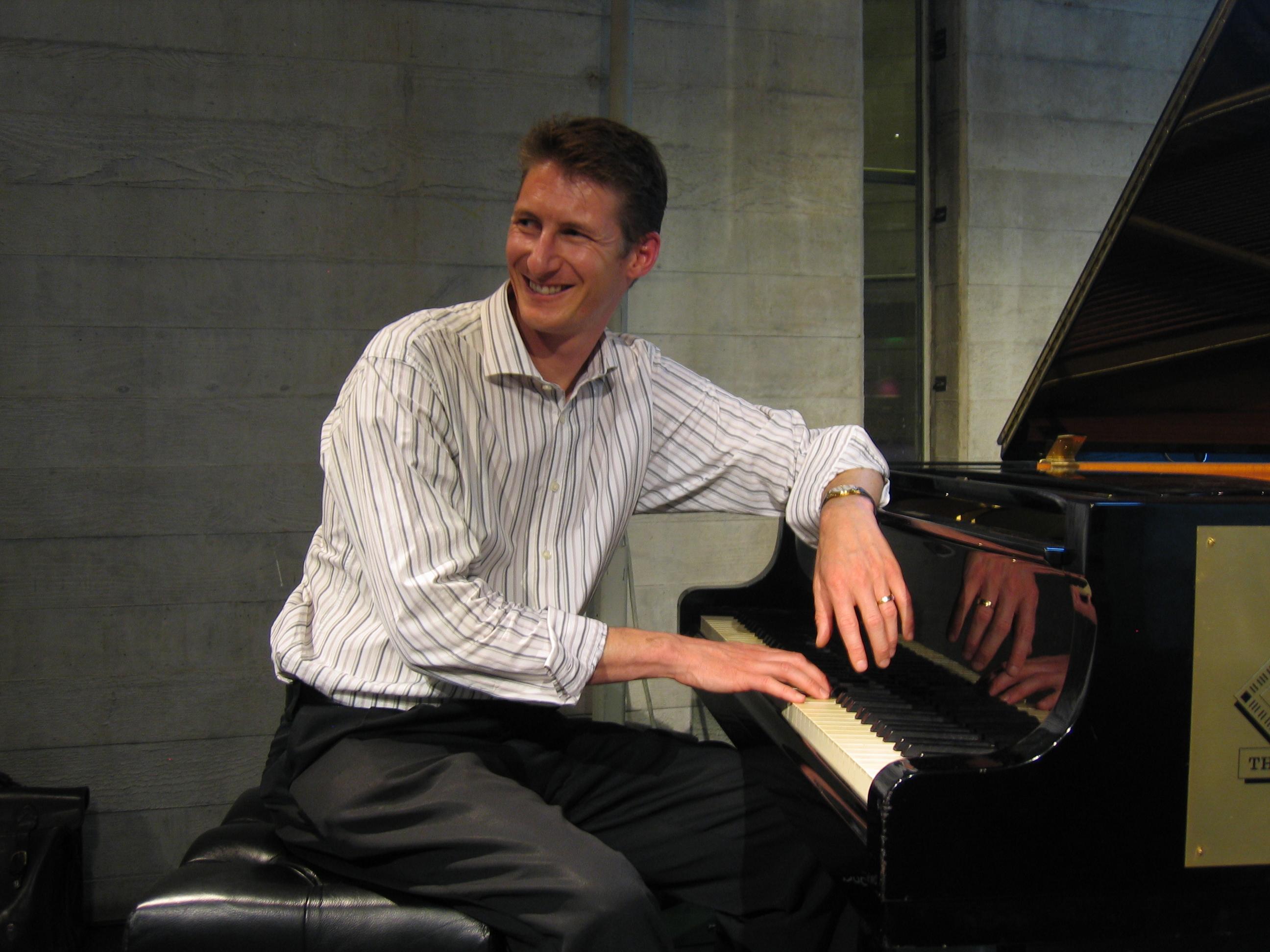 Craig Schneider at National Theatre