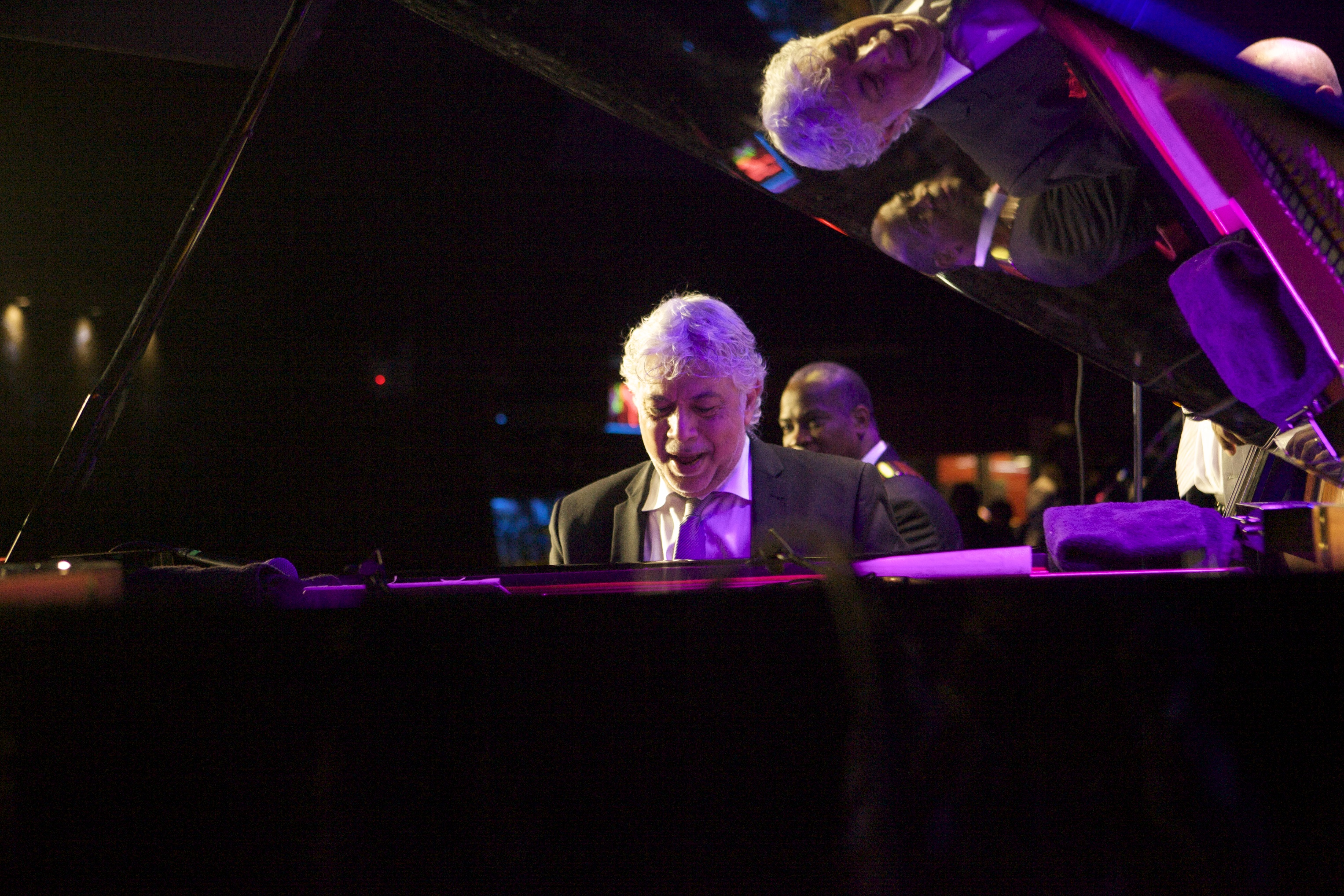 Monty Alexander at the Blue Note