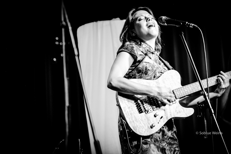 Eiane Amherd At The Sunday Vocal Jazz Jam Series