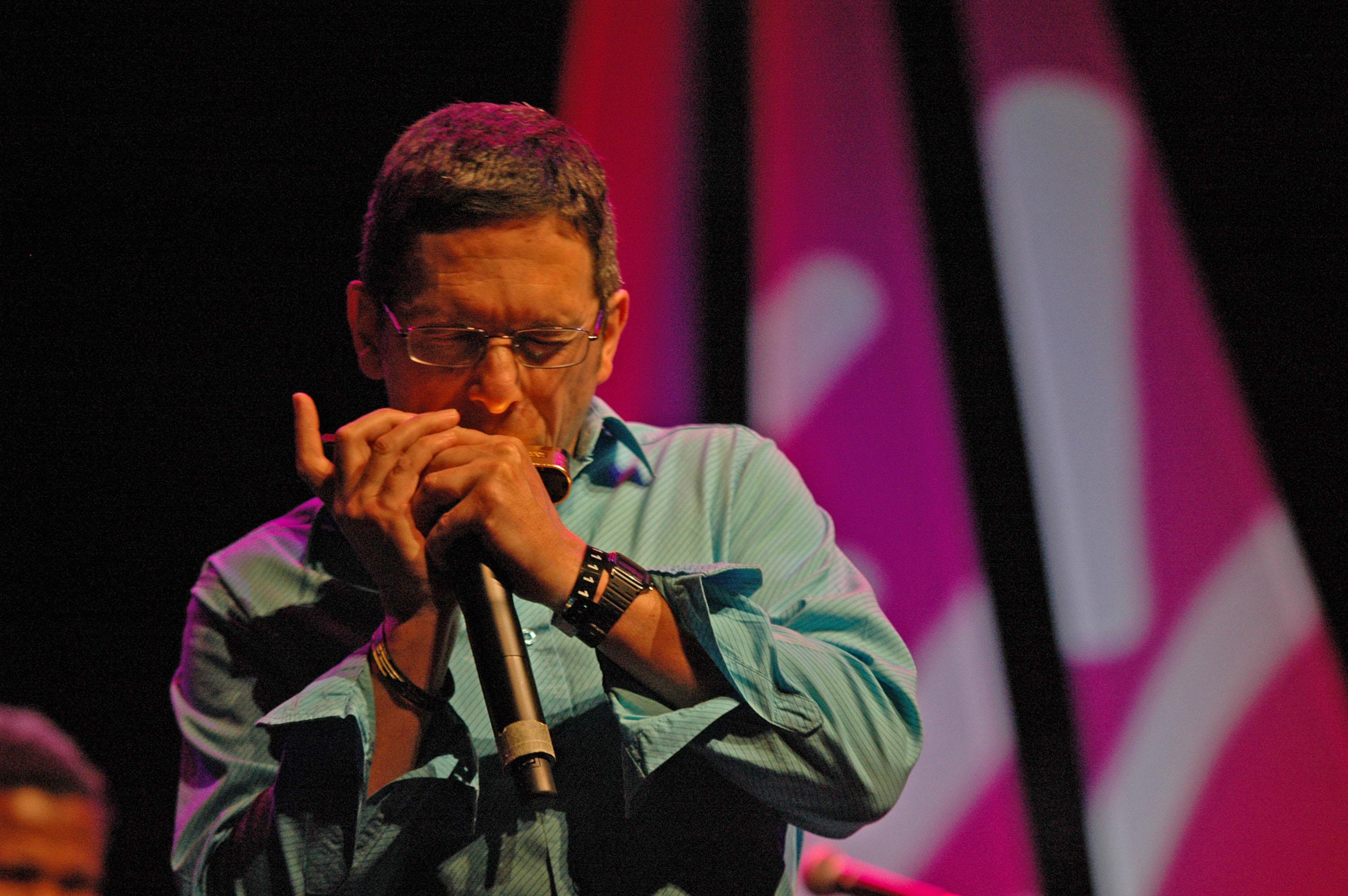 Adam Glasser, Cape Town Jazz Festival 2012