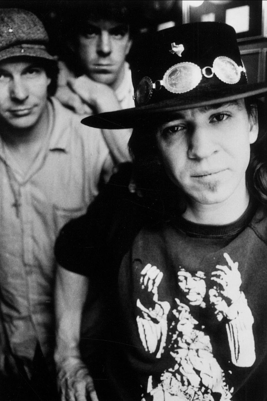 Stevie Ray Vaughan and Double Trouble