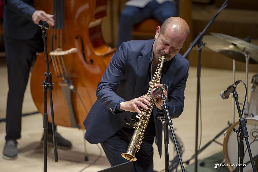 "Stefano Di Battista ""Mina in Jazz"""