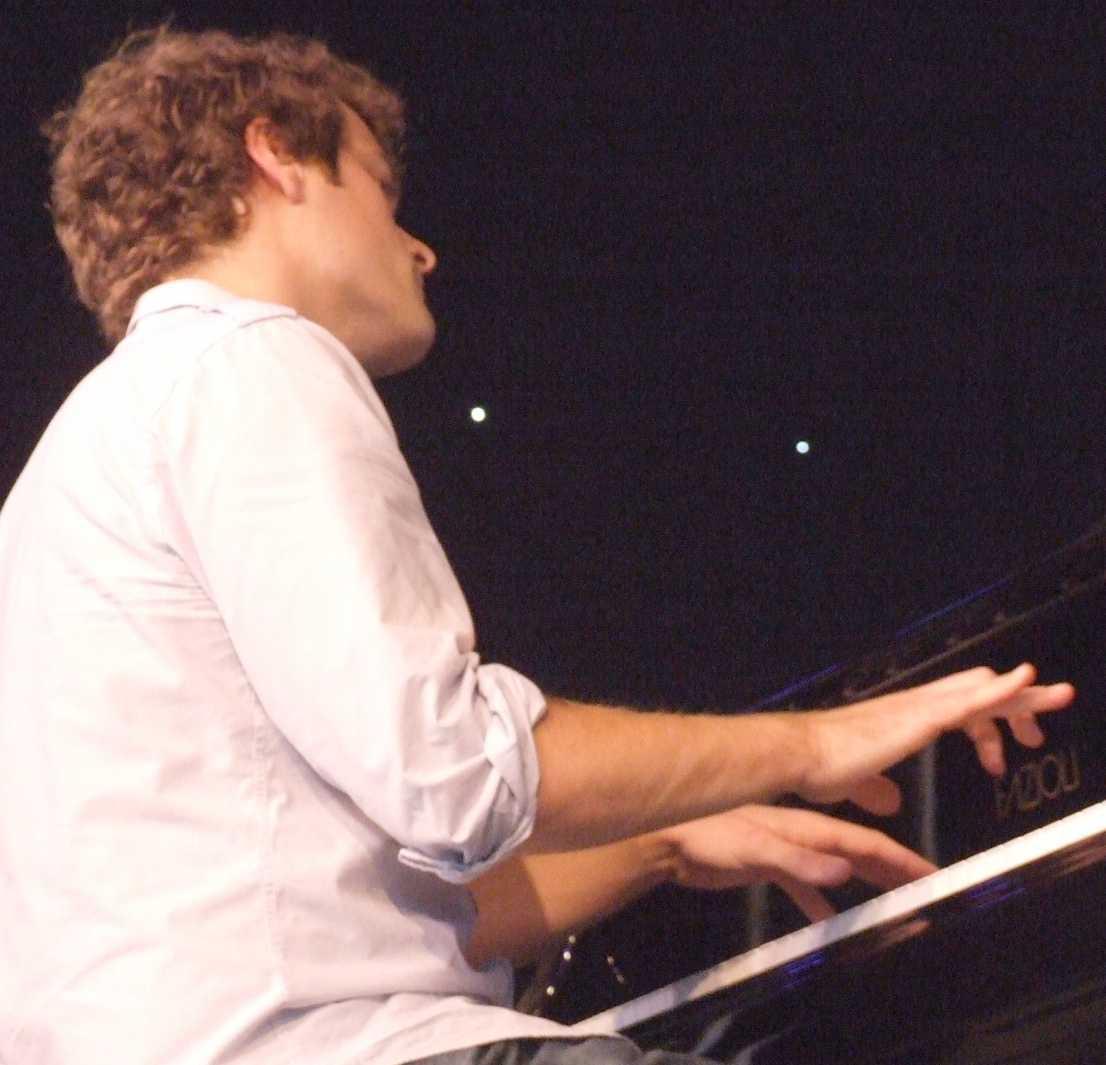 Andrew McCormack with Denys Baptiste Quartet at 2009 Ealing Jazz Festival