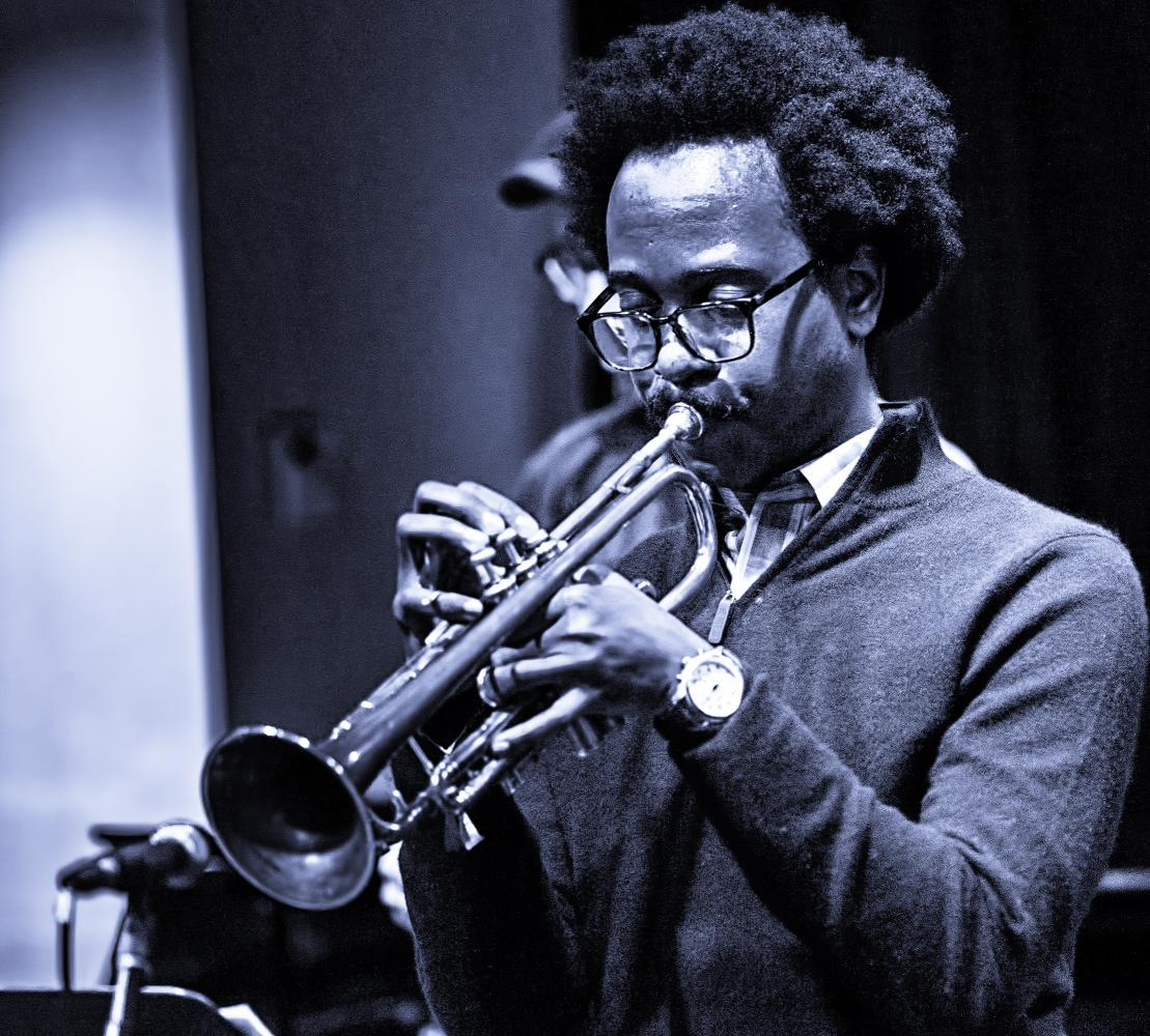 Jonathan Finlayson with Sicilian Defense at The NYC Winter Jazzfest 2017