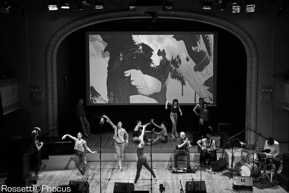 Douglas Dunn e Dancers