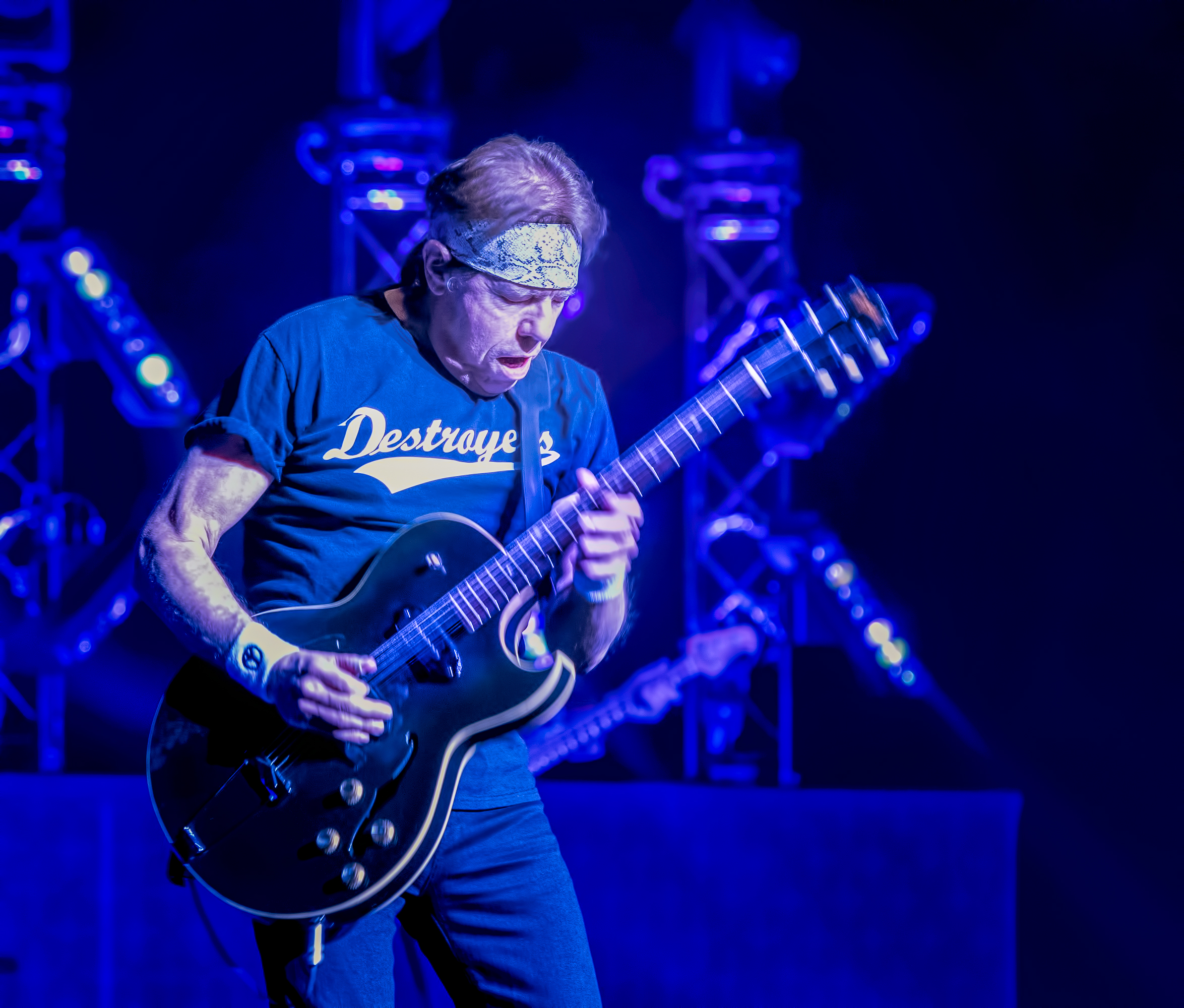 George Thorogood And The Destroyers At The Montreal International Jazz Festival 2018