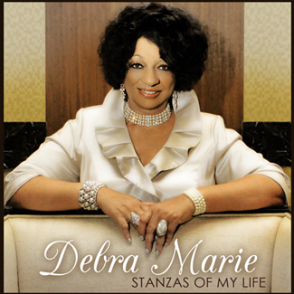 "Debra Marie's ""Stanzas Of My Life"" Now Available At CD Baby"