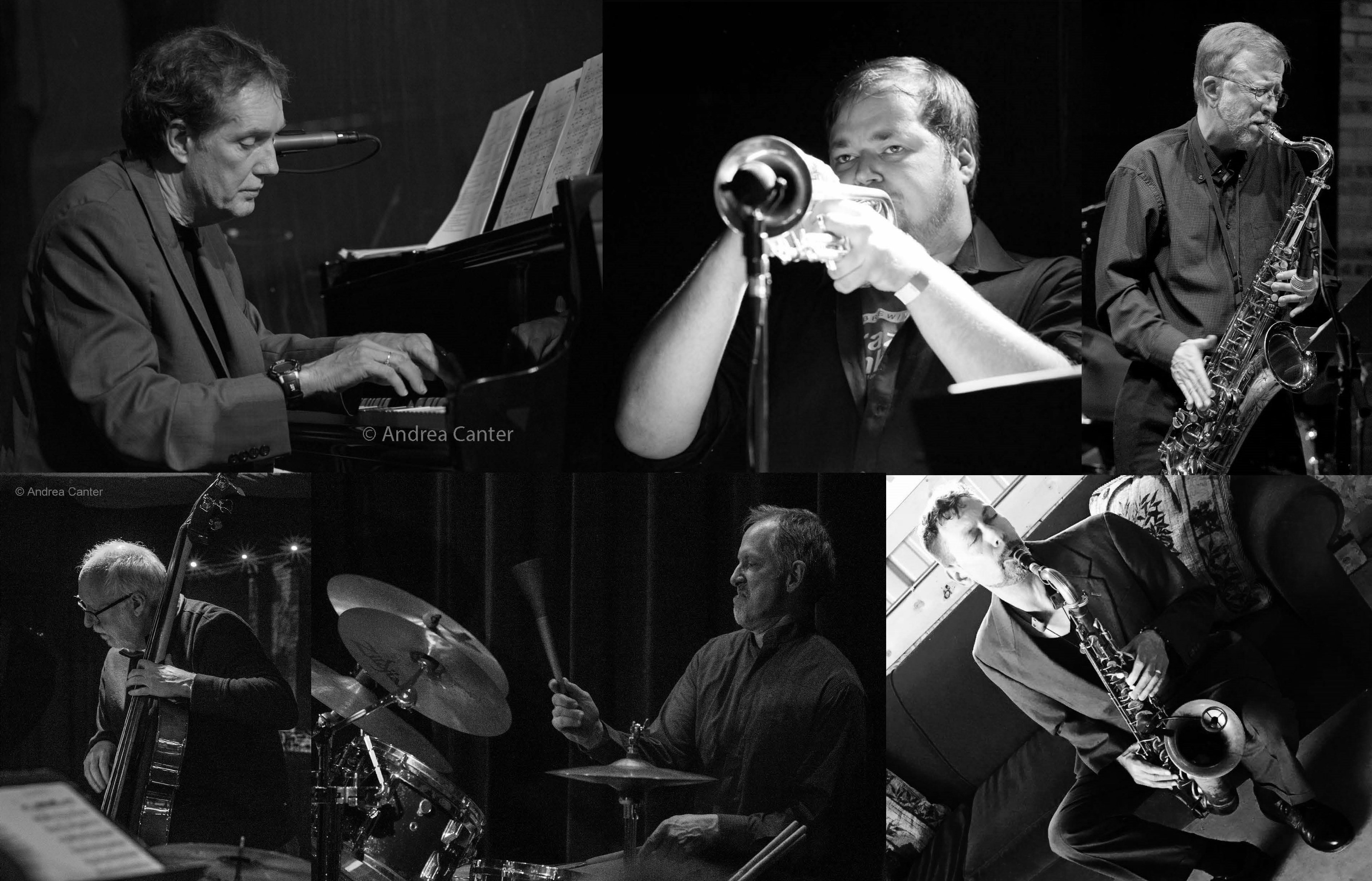 Larry Mcdonough Sextet Performing Kind Of Blue Revisited