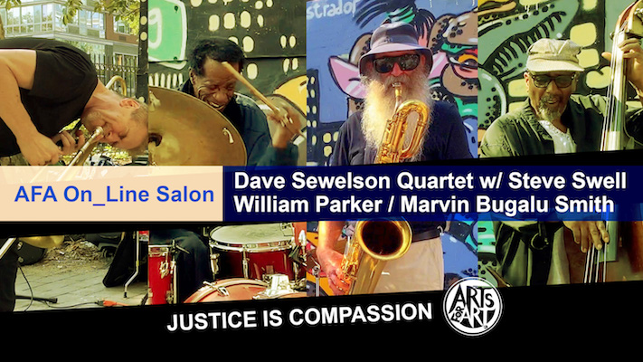 Dave Sewelson Quartet