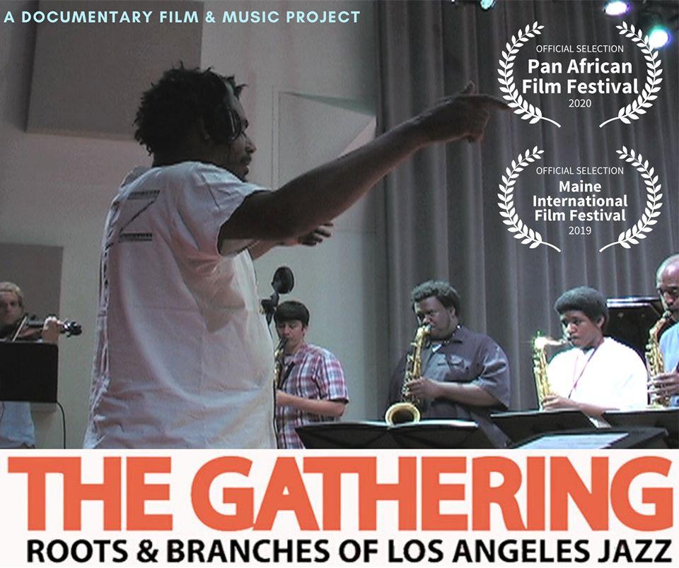 "Jesse Sharps' The Gathering ""west-coast Premiere"" @ Paff"