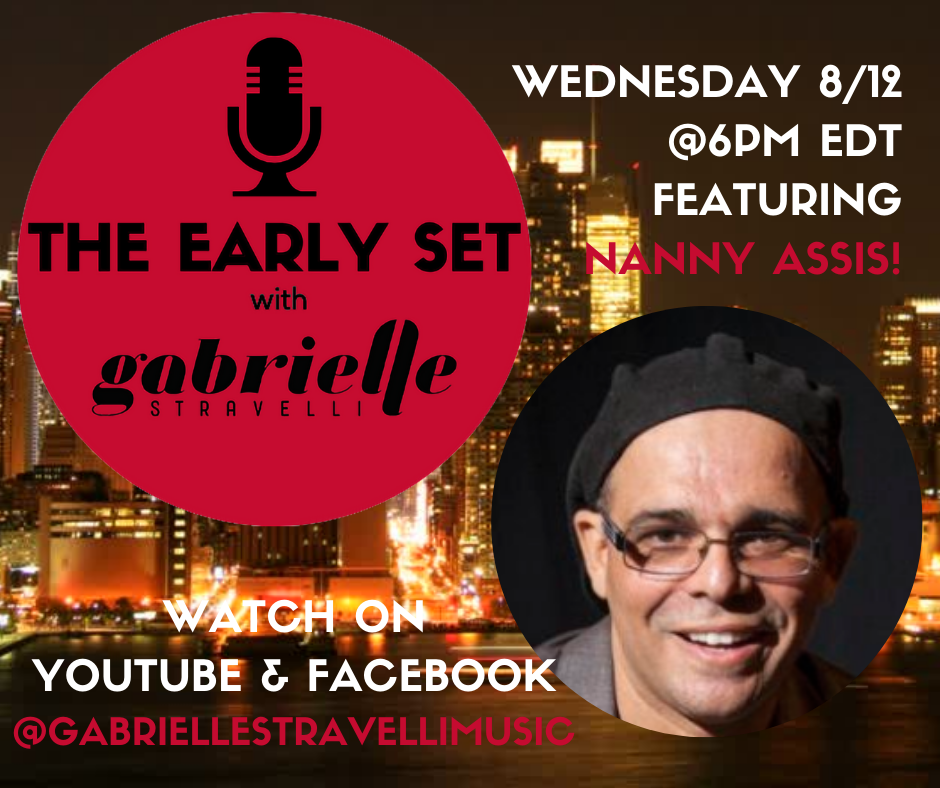 The Early Set With Gabreille Stravelli