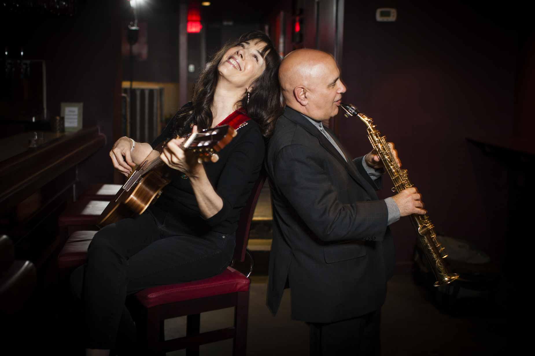 Phyllis Chapell & Ken Ulansey