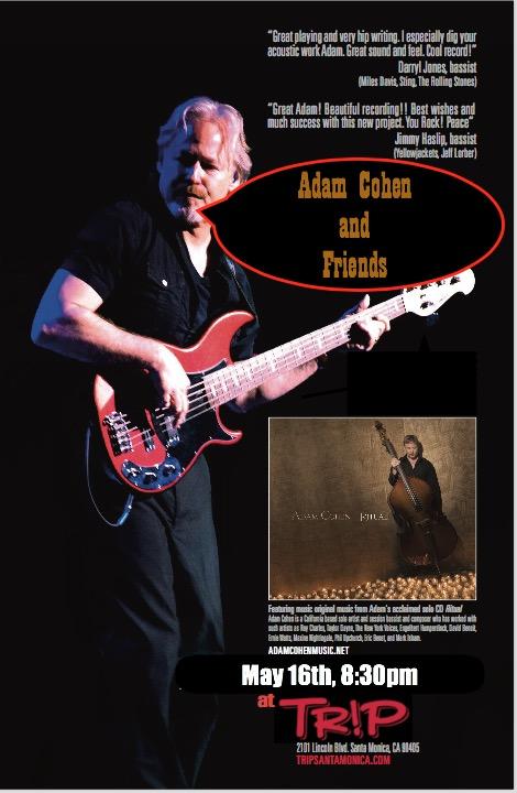 Adam Cohen & Friends