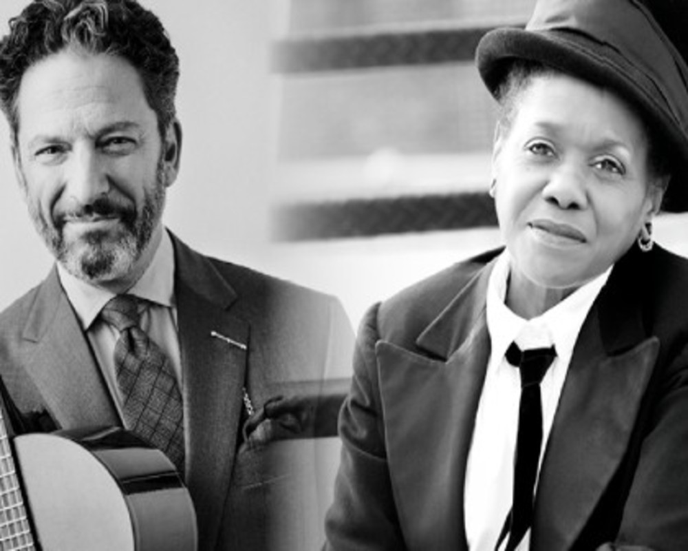 John Pizzarelli & Catherine Russell: A Tribute To Nat King Cole & The Ladies Of Song