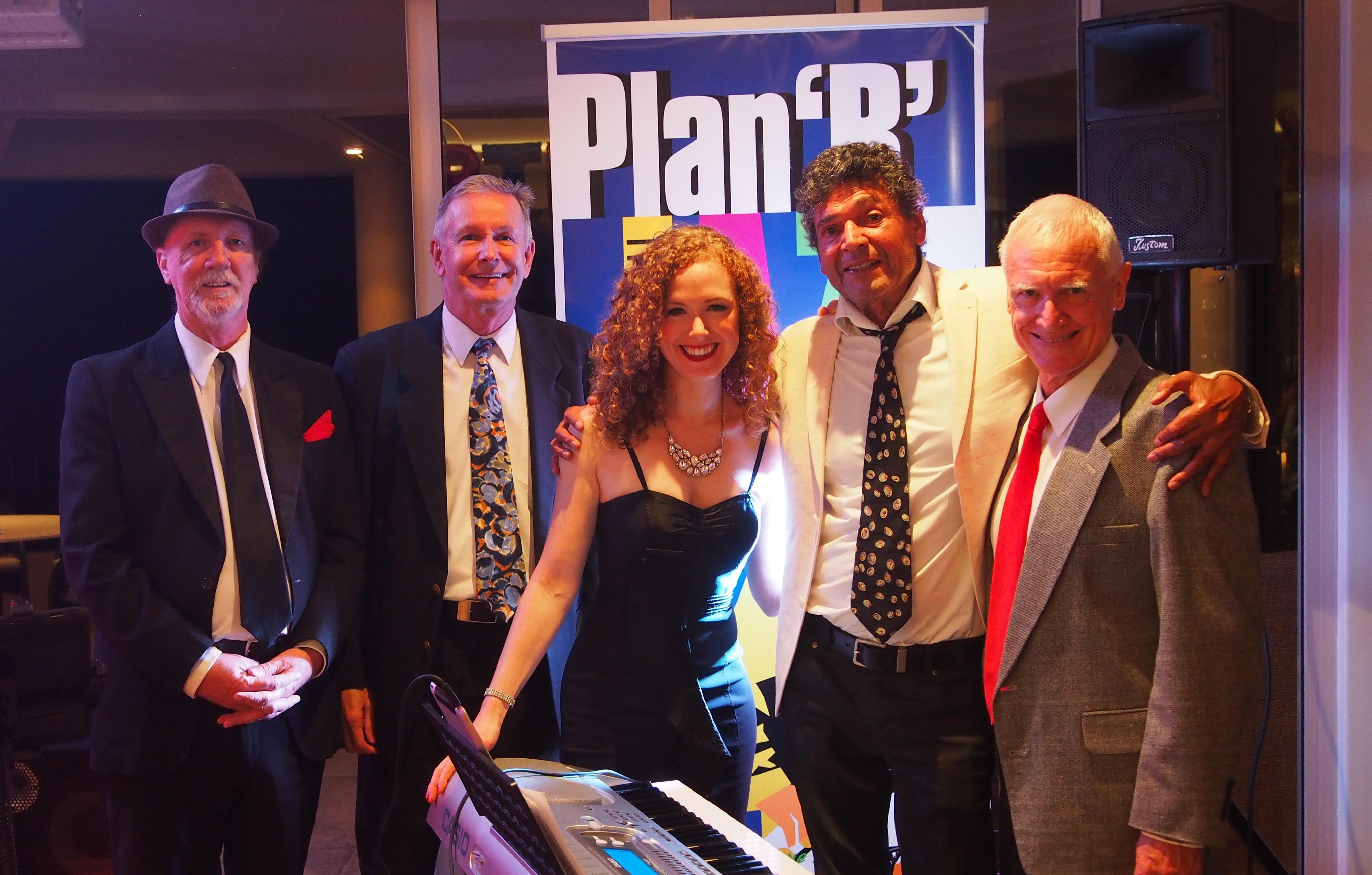 Anna Q With Plan B Modern Jazz Quartet