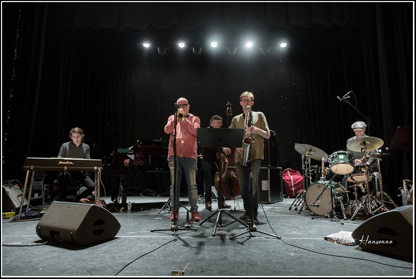 Sal La Rocca Quartet Feat. Stéphane Belmondo