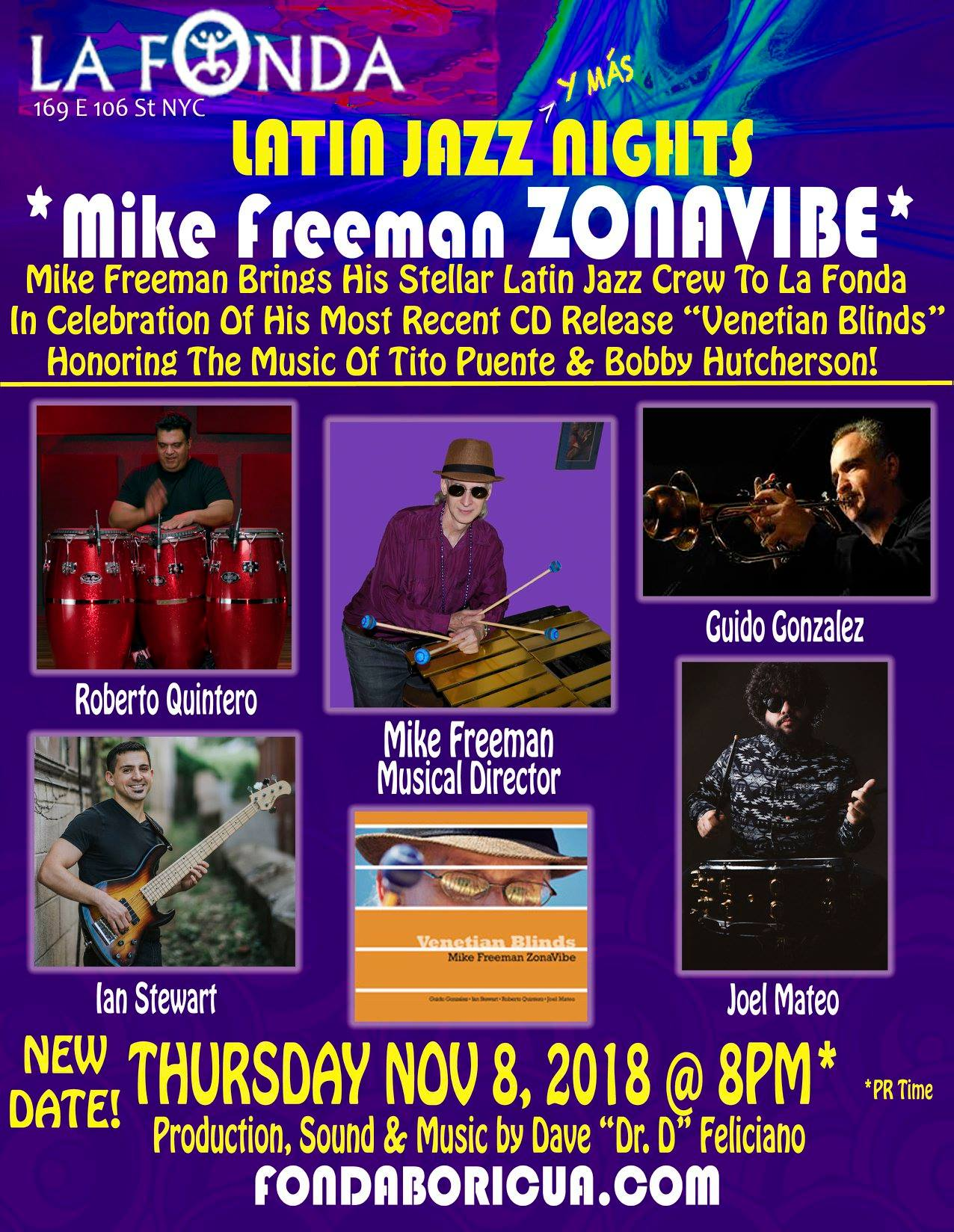 Mike Freeman Zonavibe