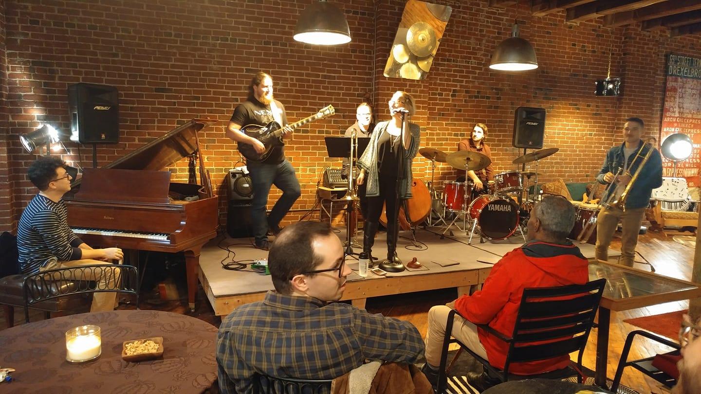Drummers Jazz Jam Session