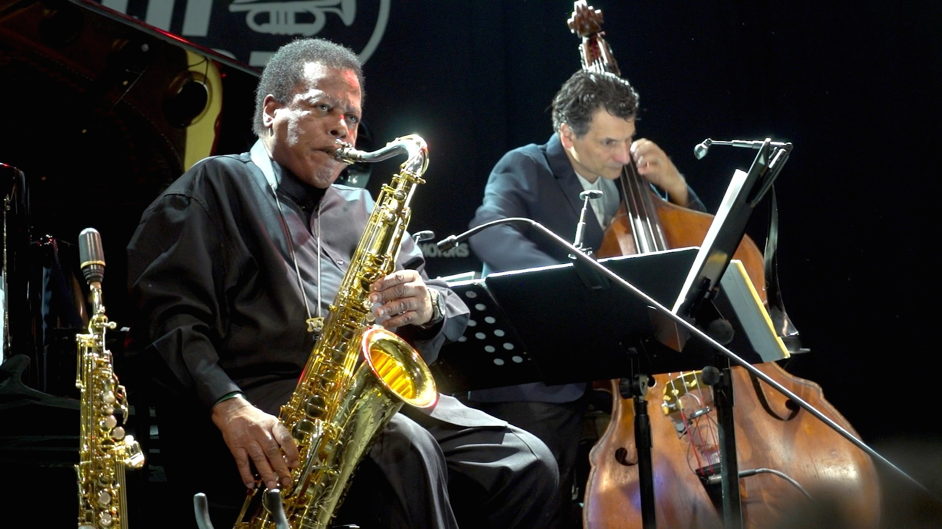 Wayne Shorter and his Quartet play for uber-capacity crowd