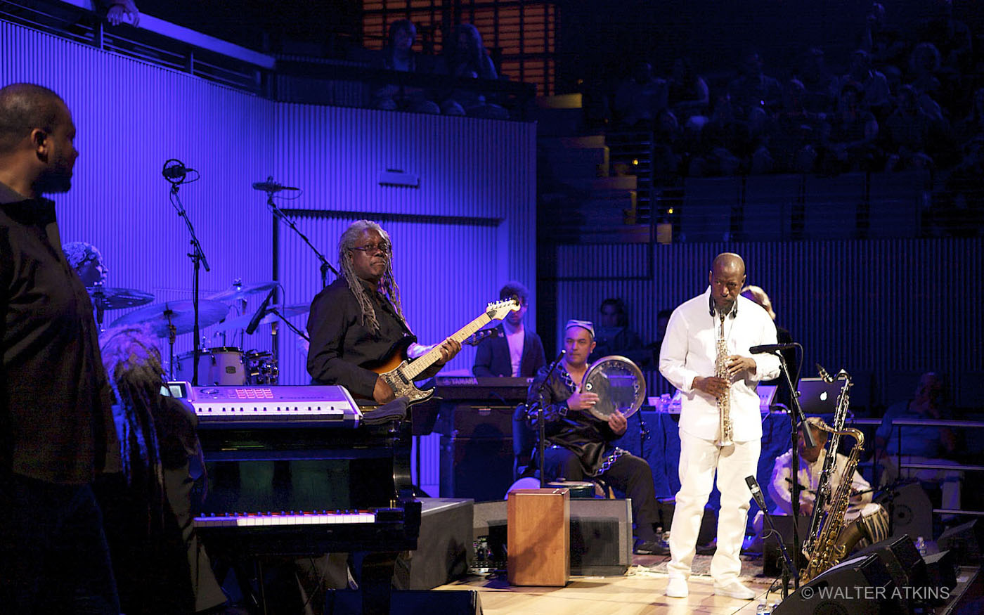 Miles Electric Band: Bitches Brew To Tutu At SFJAZZ