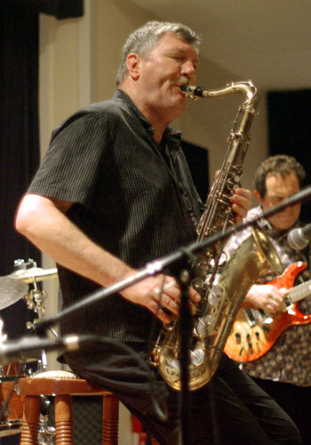 Stan Sulzmann 29604 Images of Jazz
