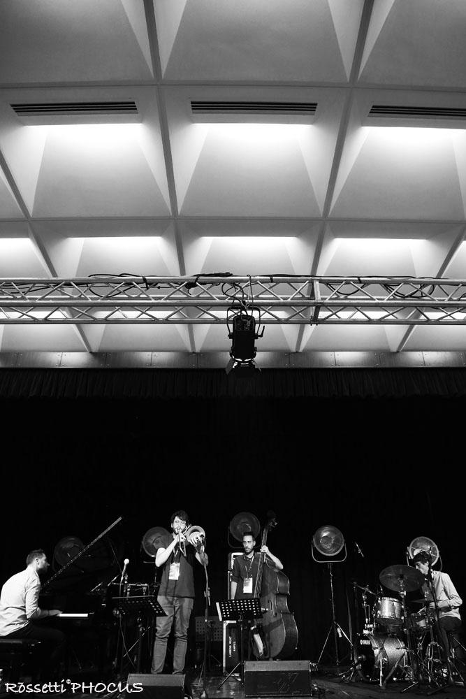Filippo Vignato Quartet