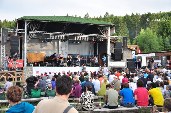Iordache at Garana Jazz Fest 2012