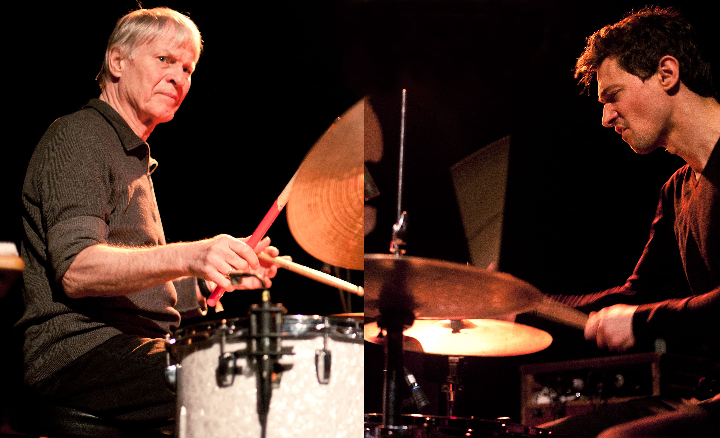 Alex Riel/Stefan Pasborg, 2013 Vossa Jazz Festival
