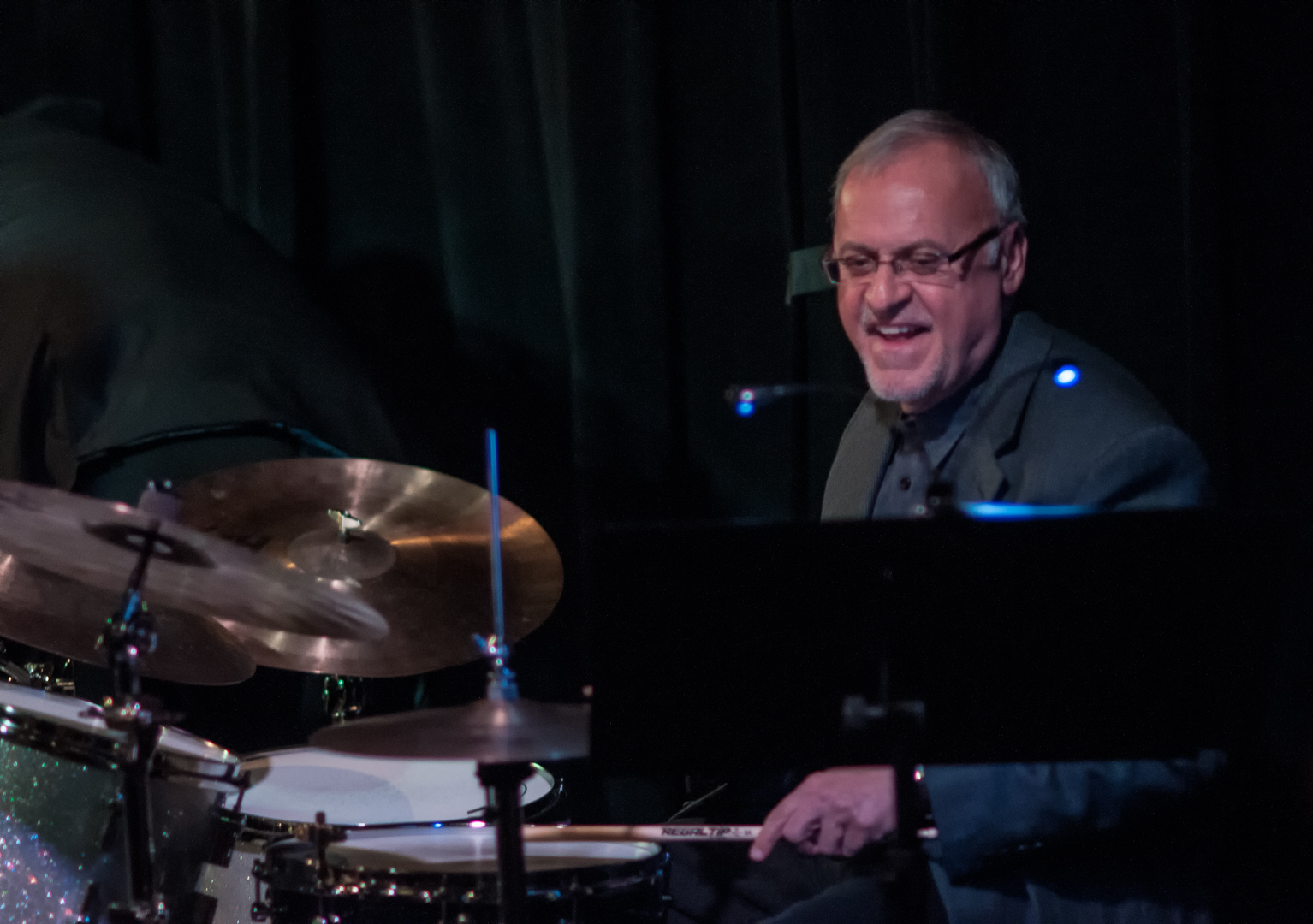 Dom Moio With The Dmitri Matheny Group Jazz Noir Project At The Nash In Phoenix, Arizona