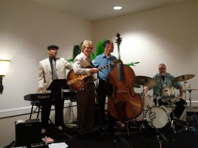 Wolf Marshall Quartet with Robert Parker, Rob Thorsen, Duncan Moore