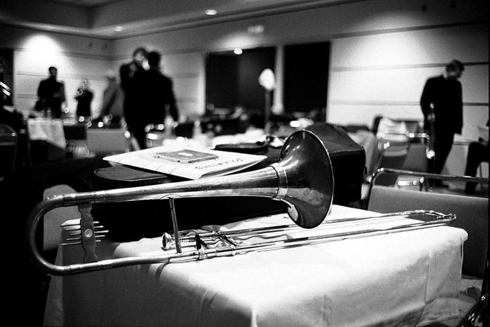 Slide Hampton's Trombone: Toronto, 2003