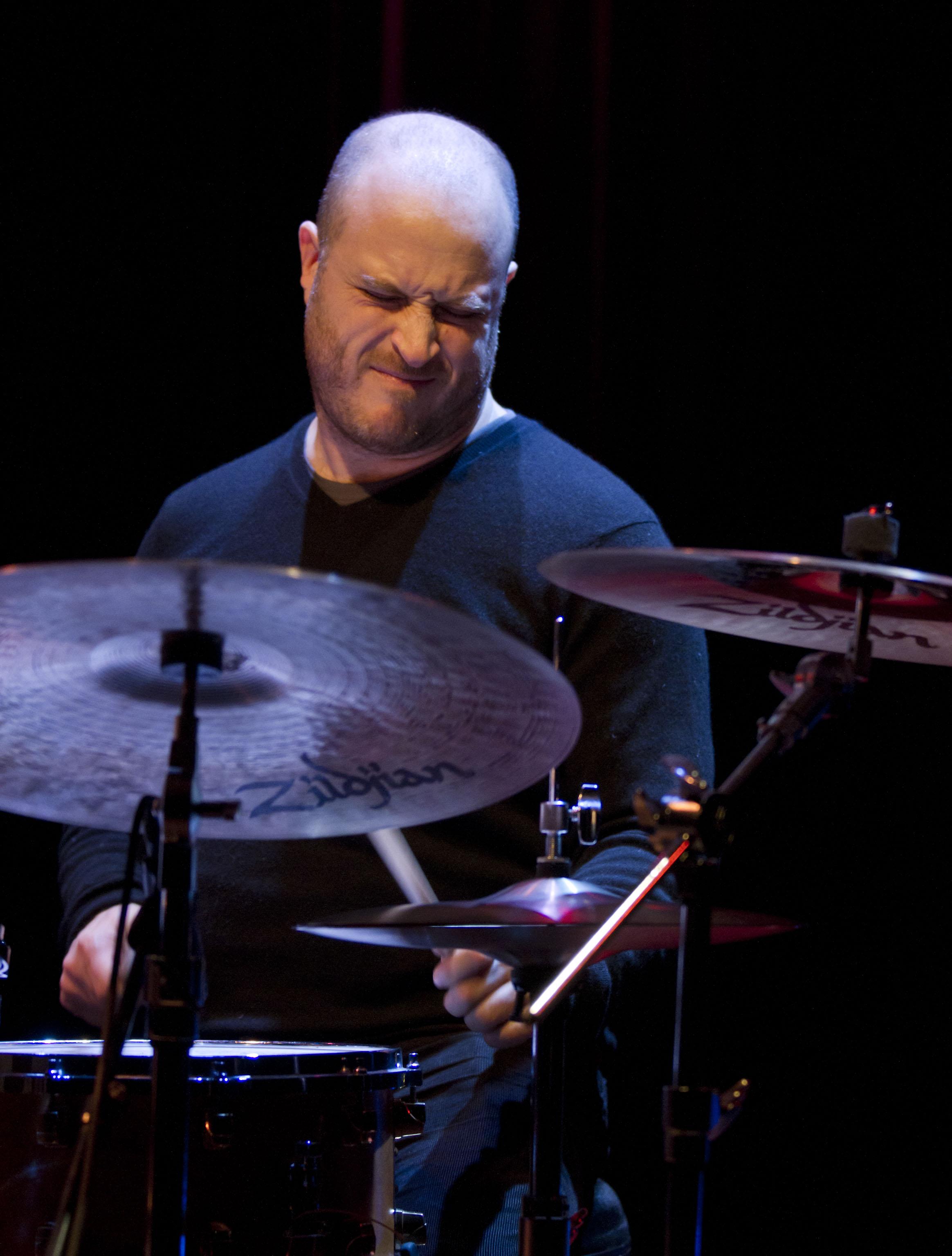 Ben Perowsky (Uri Caine Trio)