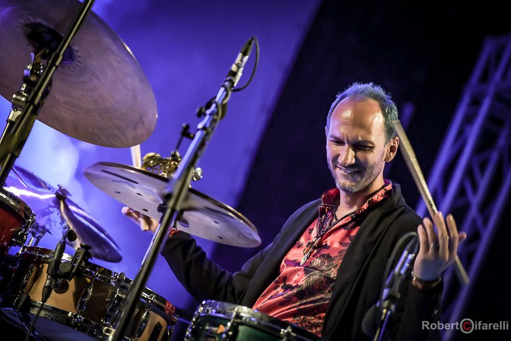 Ferenc Nemeth Time in jazz 2018