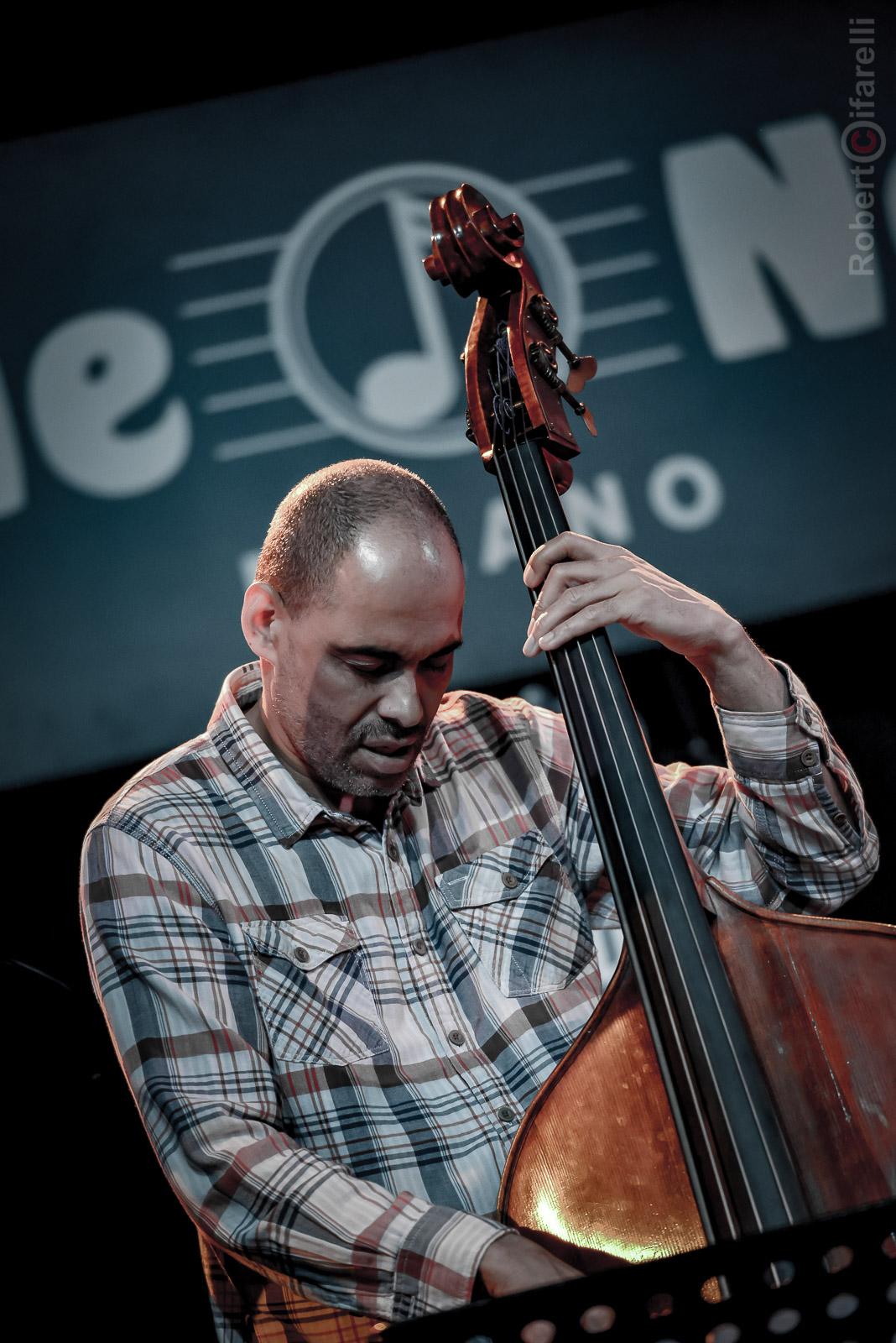 Ugonna Okegwo at Bluenote in Milan