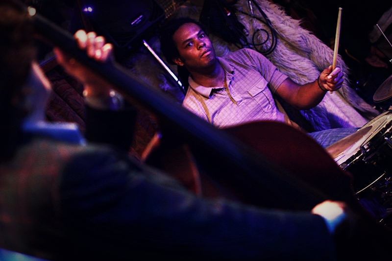 Kenneth Salters and Spencer Murphy, Smalls Jazz Club