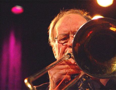 Albert Mangelsdorff TB 1928 - 2005