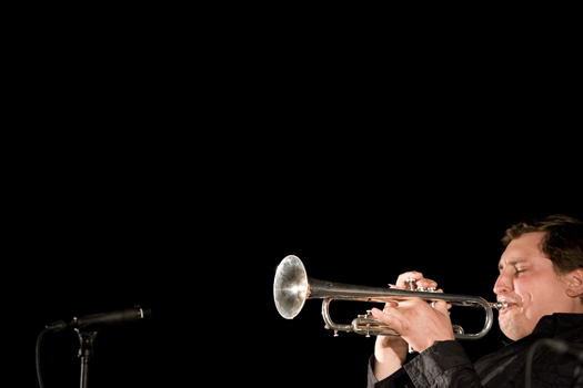Jerzy Malek - Jazz in the Forest Festival, Suleczyno/ Poland in Jul. 2008