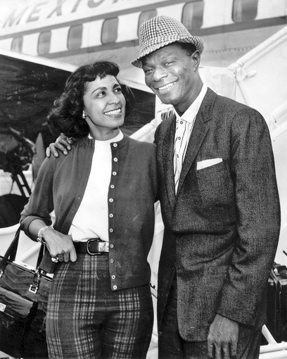 Maria Cole, Nat King Cole