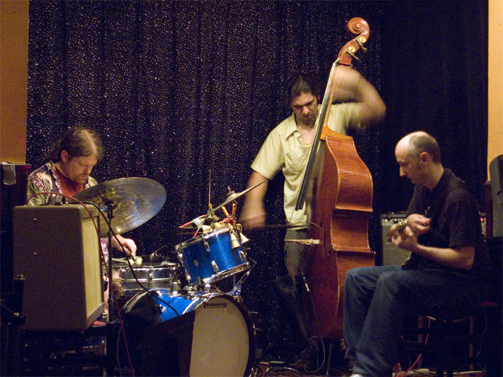 Totem with Bruce Eisenbeil, Tom Blancarte and Andrew Drury - Jimmy's 43 2007
