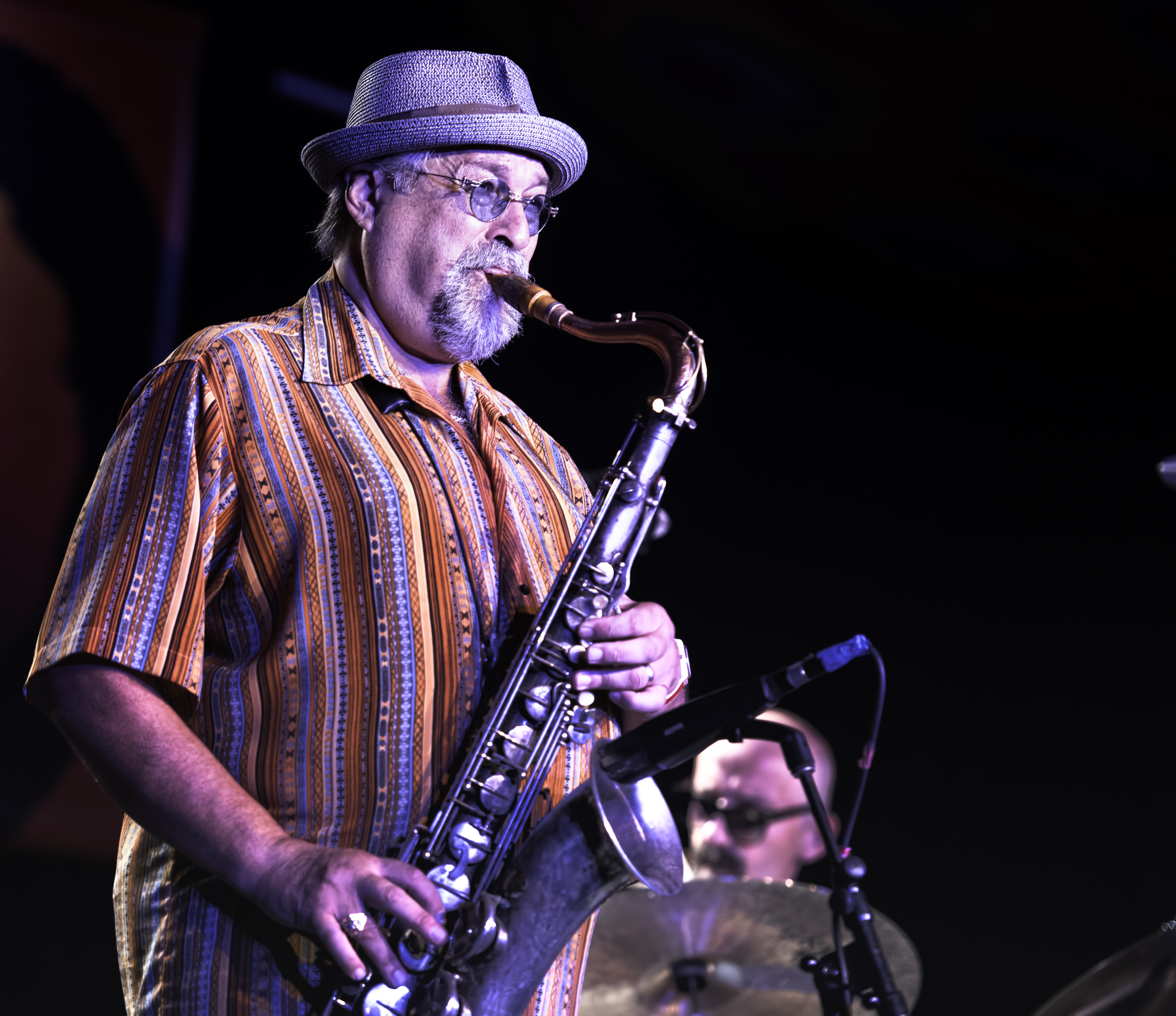 Joe Lovano with the Classic Quartet at the Monterey Jazz Festival